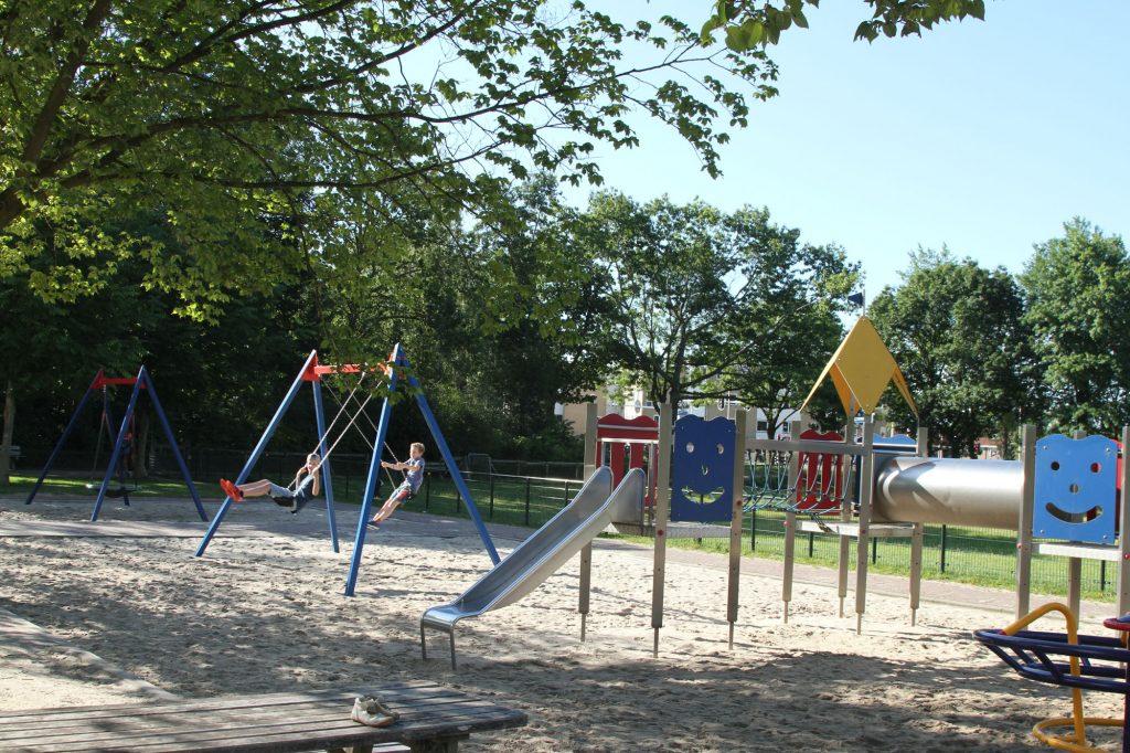 speeltuin wezenlandenpark